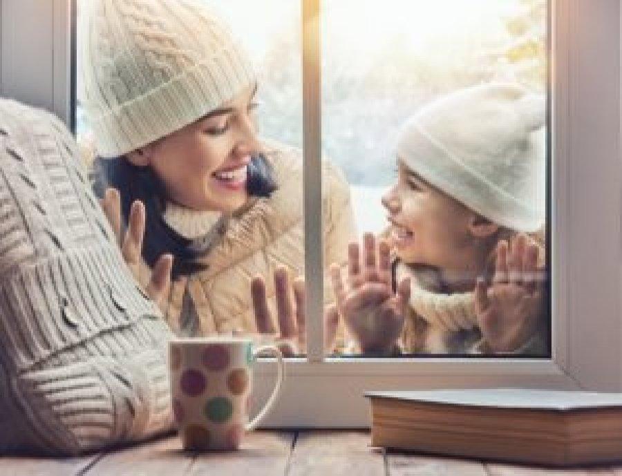 Cómo mantener mi casa caliente en invierno