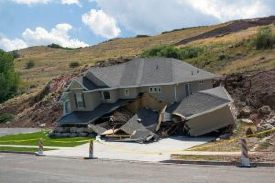 Piso aguantaría terremoto-catástrofe
