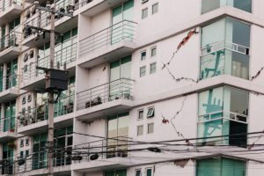 Piso aguantaría terremoto-