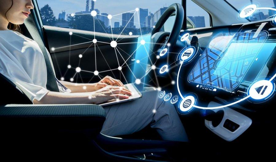 Coches autónomos en el sector inmobiliario-futuro