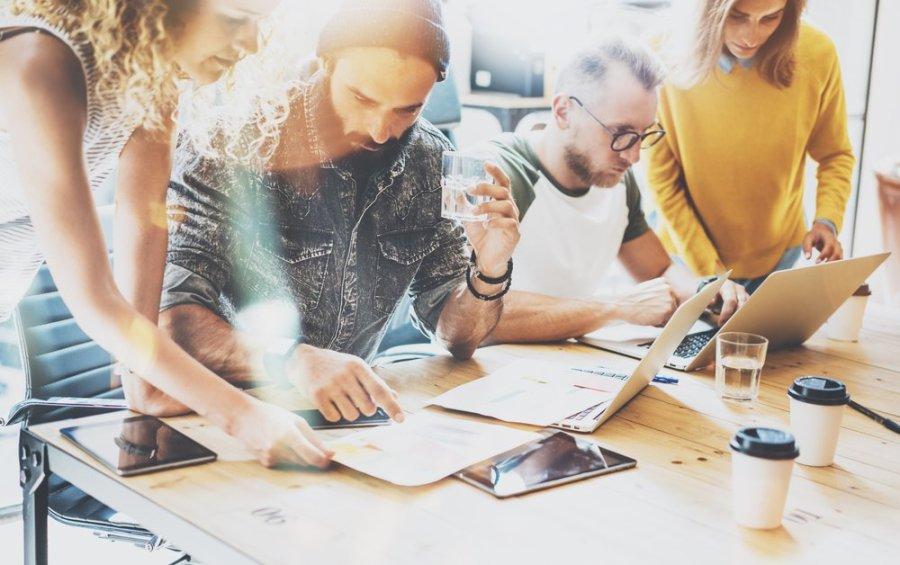 Espacios coworking-cómo funcionan