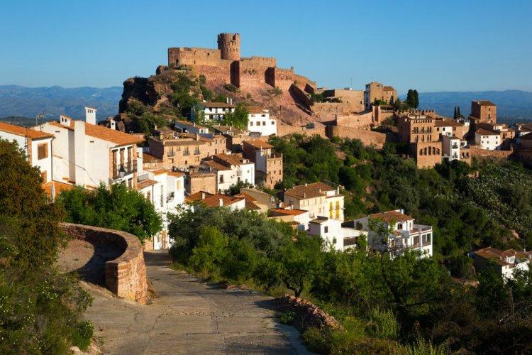 pueblos de Castellón