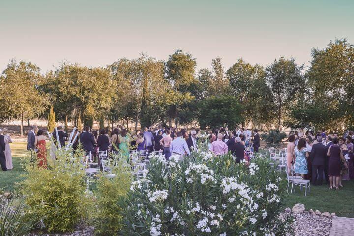 ceremonia civil finca villa Mercedes