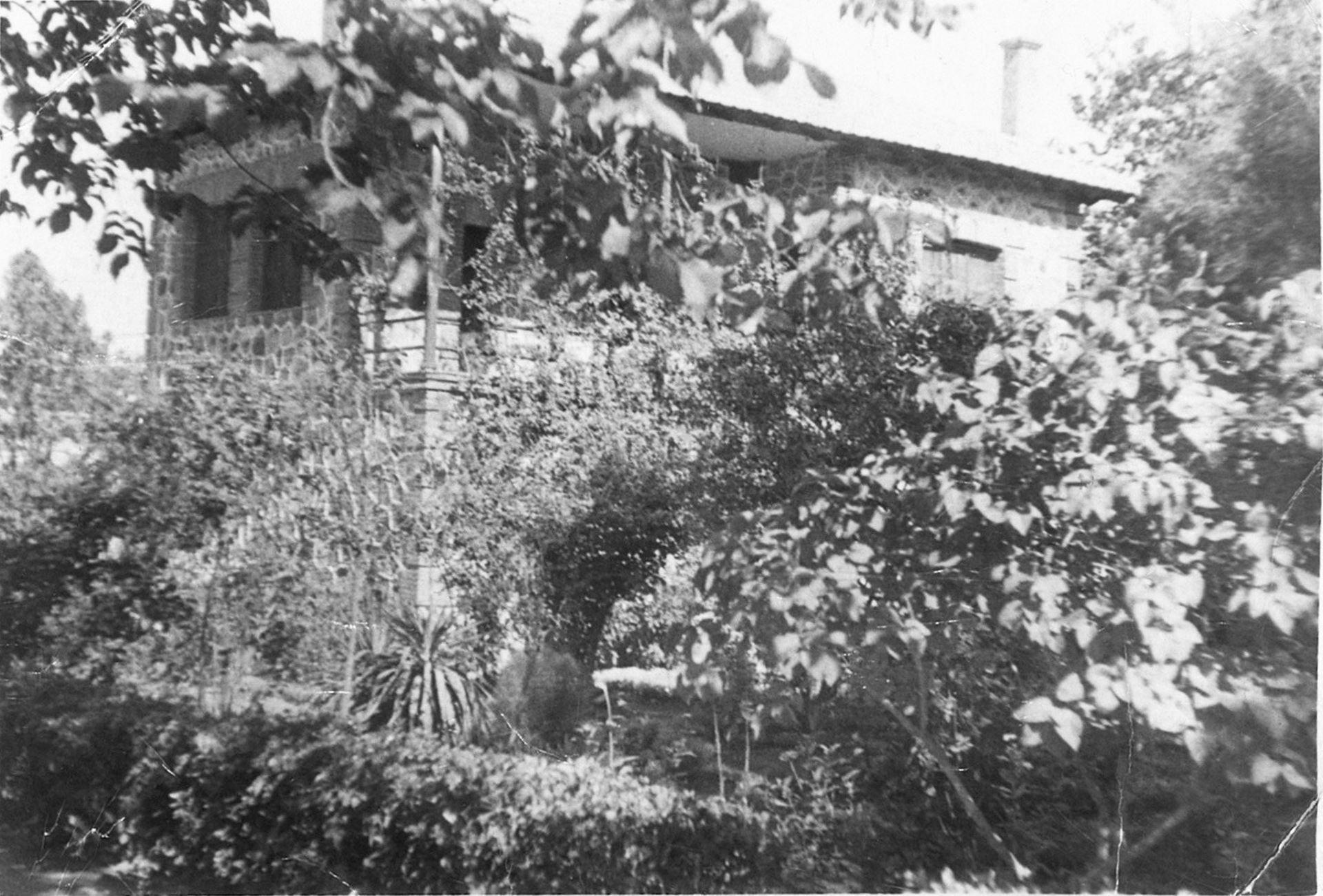 finca Villa Mercedes 1955