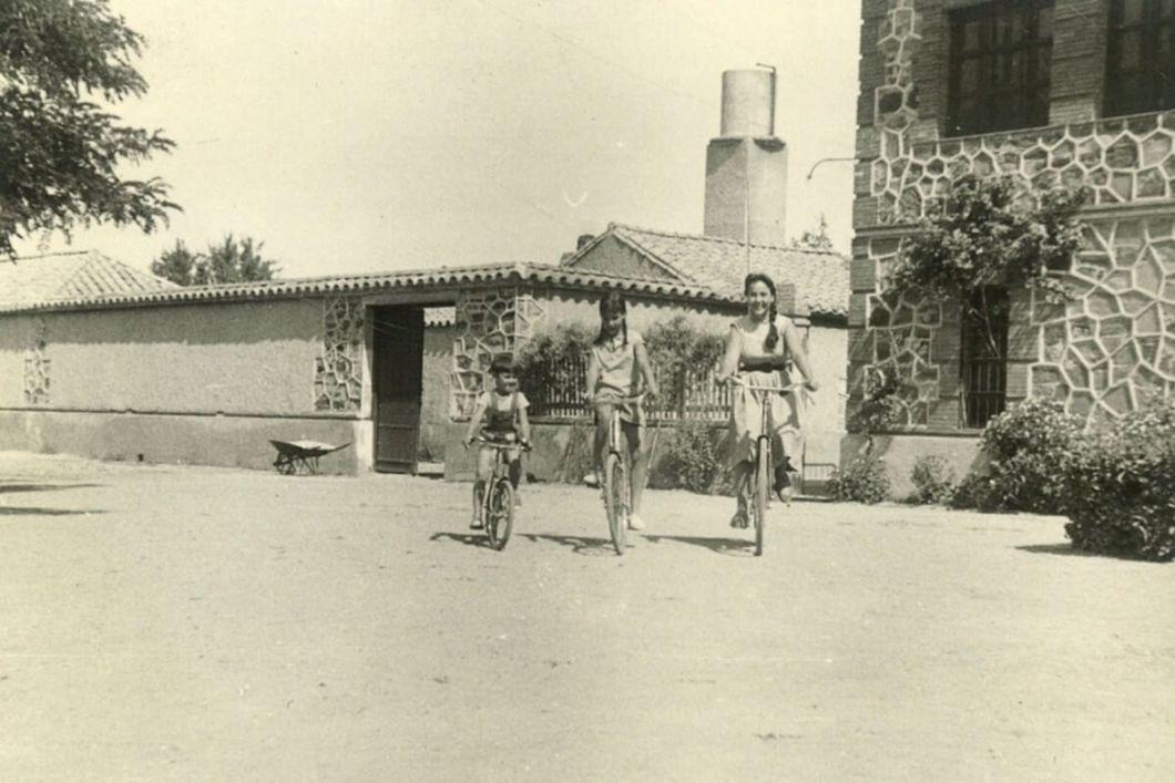 finca Villa Mercedes 1957