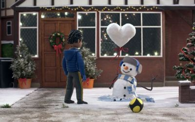 How the new John Lewis Christmas Ad is helping the Creative Industries.