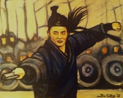 Jet Li as Hero