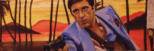 Al Pacino as Scarface