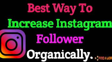 how to increase follower on instagram
