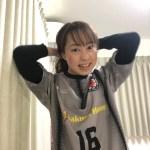 フットサルチームの為にマネージャー立ち上がった!河合萌花さんがFind-FCに登録!
