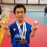 パラ卓球でパラリンピック金メダルを目指す阿部 隼万さんFind-FCにアスリート登録!