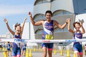 トライアスロンでオリンピックに出場し双子姉妹でダブル入賞するのが目標の影山みあ・ゆあ姉妹がFind-FCにアスリート登録!