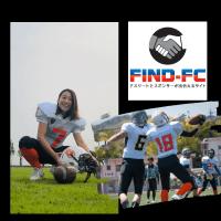 本場アメリカでプロアメリカンフットボール選手を目指す吉田 未央(ヨシダ ミオ)選手がFind-FCにアスリート登録!