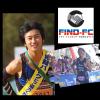 献血100回越え、日本代表でトライアスロン世界選手権出場の松井 一矢(マツイ カズヤ)選手がFind-FCにアスリート登録!