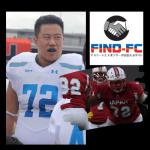 アメリカンフットボールの普及及び社会的/経済的価値向上を目指す唐松 星悦(カラマツ シンエ)選手がFind-FCにアスリート登録!