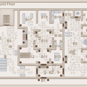 Mummy's Mask Maps: The House of Pentheru (Ep. 9-16)