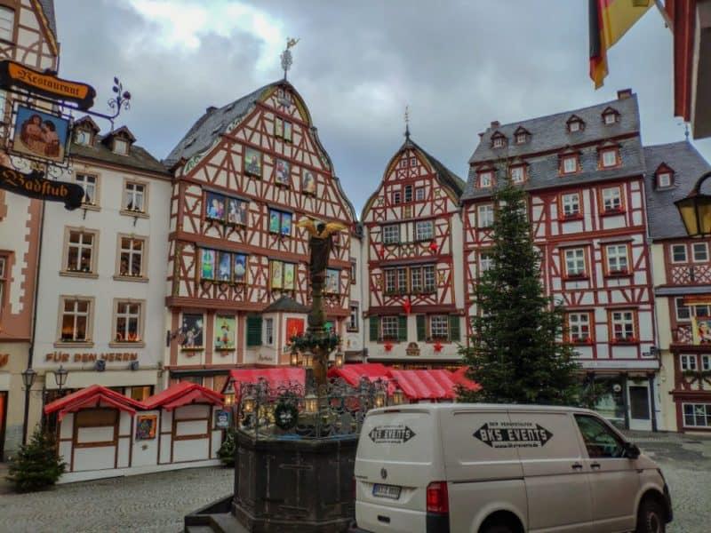 Marktplatz in Bernkastel