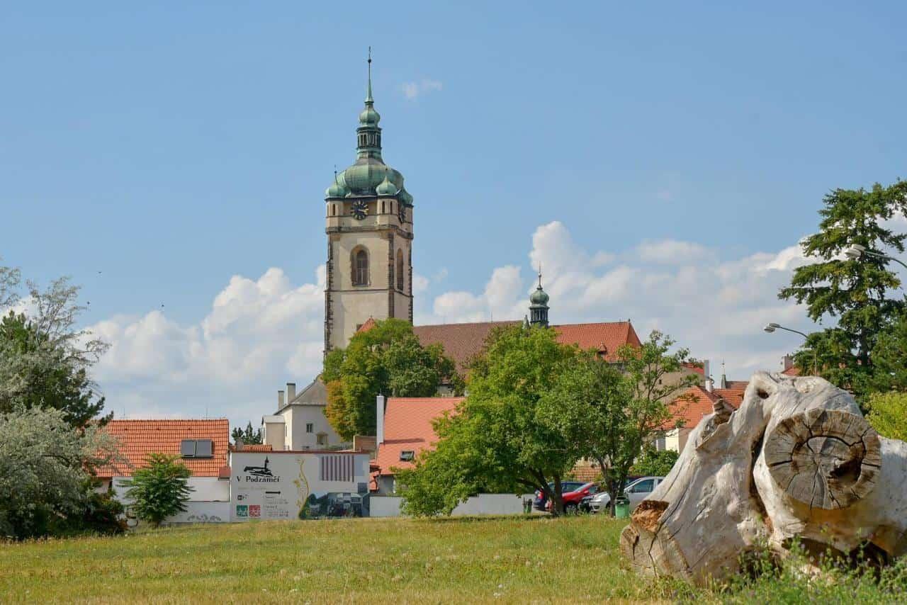Die Kirche von Melnik