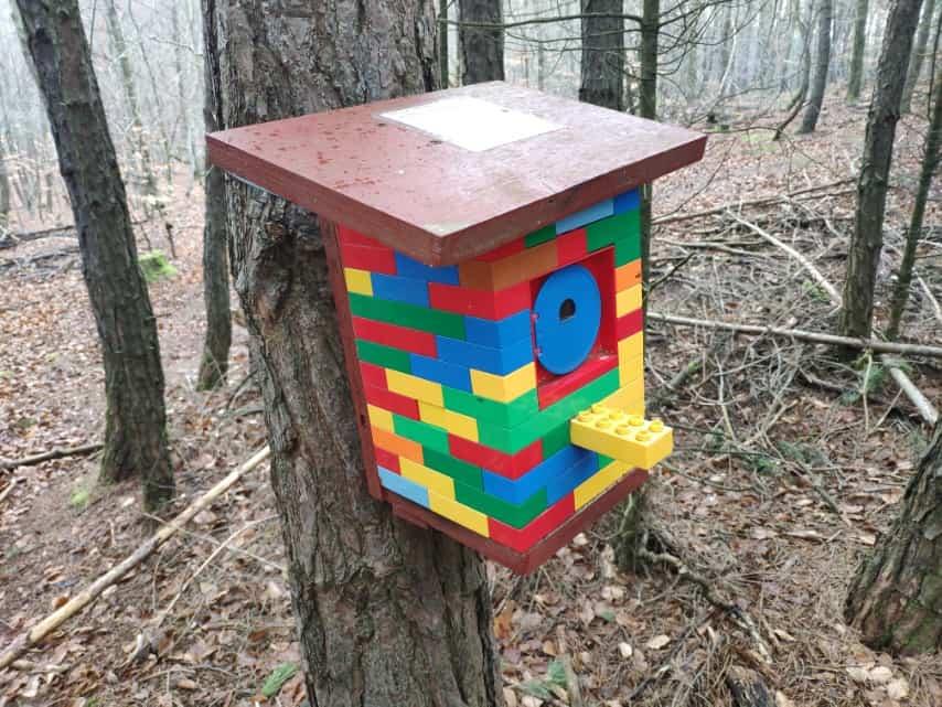 Lego-Häuschen
