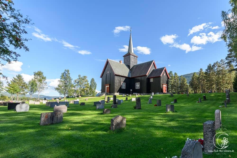 Norwegens Stabkirchen - weltbekannt!