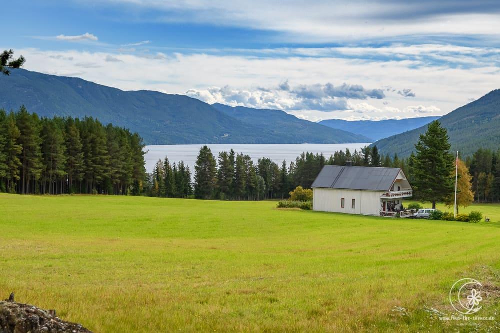 Wunderbare Weite - auch das geht in Norwegen