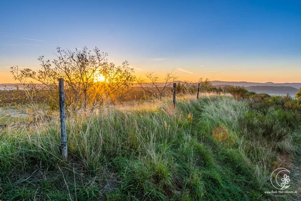 Sonnenaufgang am Rother Kopf