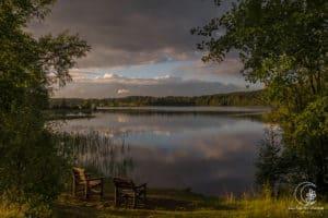 Traumhafte Stehplätze gibts in Skandinavien