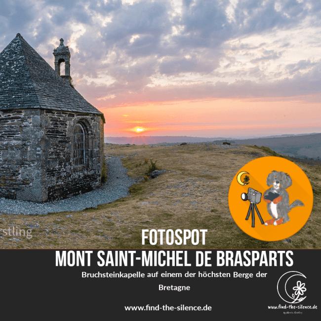 Fotospot Mont Saint-Michel de Brasparts