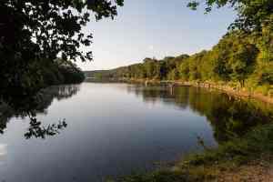 Wunderschöne Ruhe am See