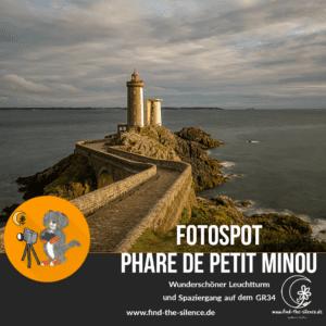 Fotospot Phare du petit Minou