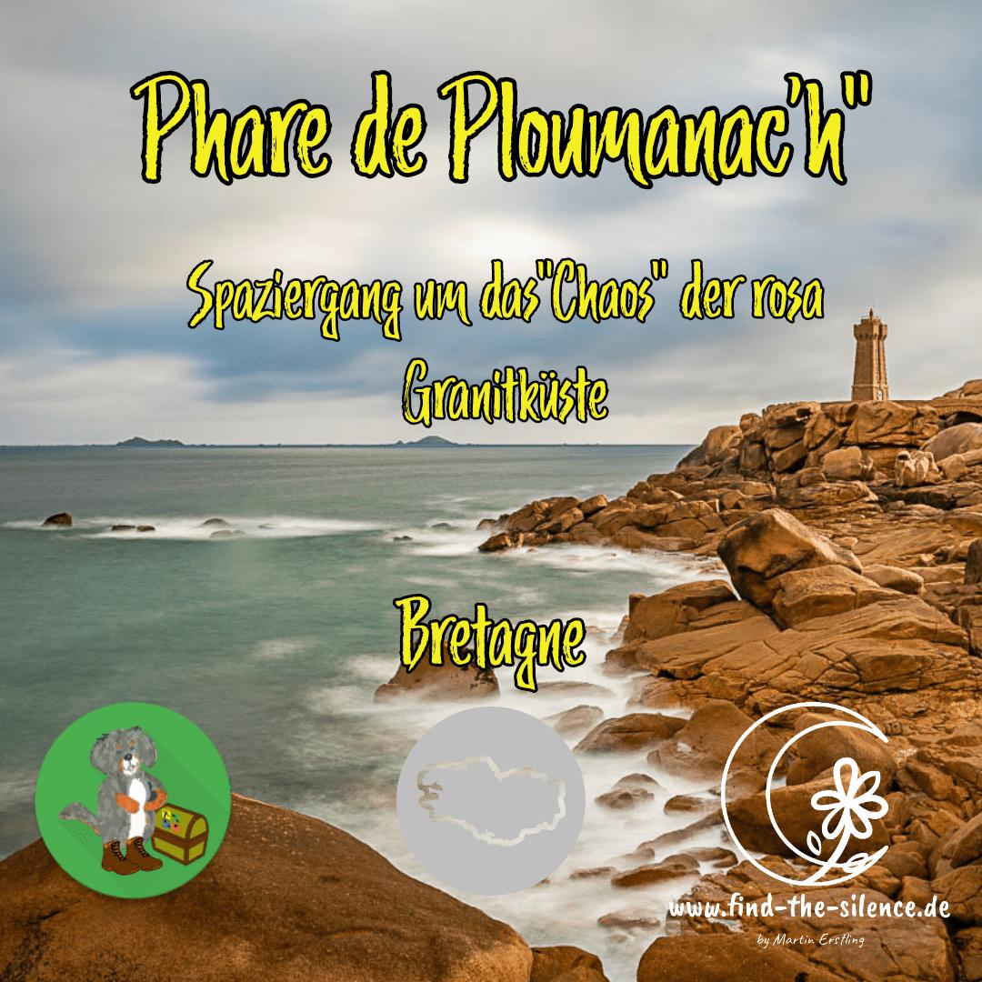 Fotospot Phare de Ploumanac'h