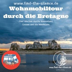 Mit dem Wohnmobil durch die Bretagne