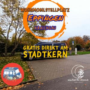 Wohnmobilstellplatz Eppingen