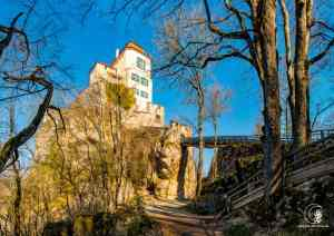 Das schöne Schloss Bronnen
