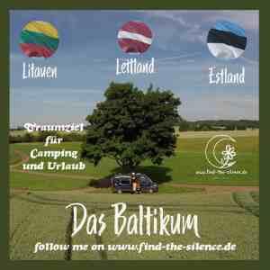 Das Baltikum auf Find-the-silence.de