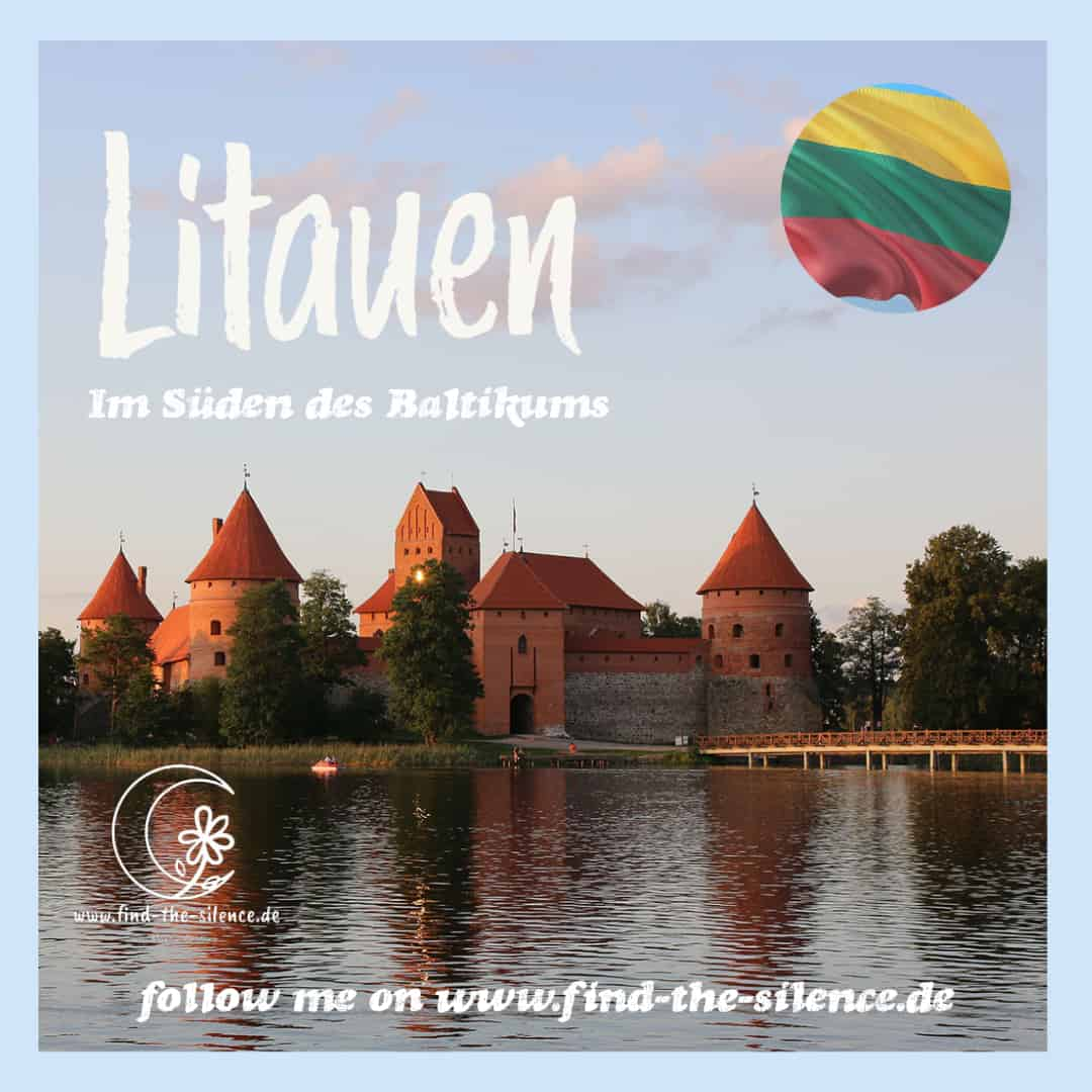 Reiseziel Litauen auf Find-the-silence.de