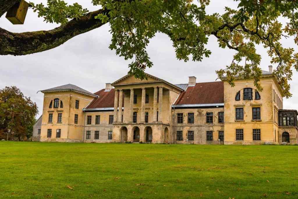 Kolga Mois - ein Herrenhaus