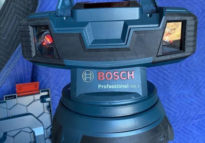 Bosch Surface Laser GSL 2