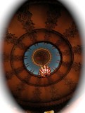 Ceiling at the Fox Theatre