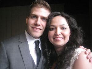 Lilliana and Steven Gallo
