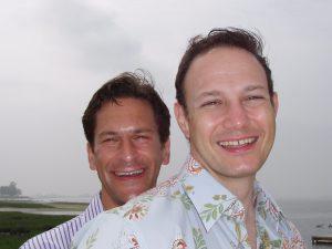 Barry Golivesky and Daniel Bloom