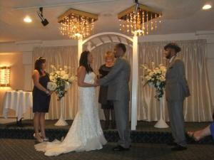 One of the last times I was at the Villa Capri. Such an awesome couple.