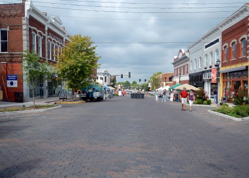 Downtown Rogers, AR