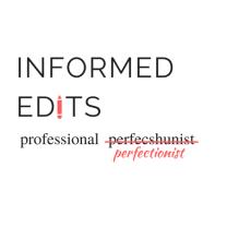 Informed Edits_Logo