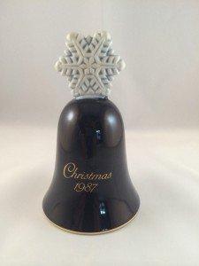 1987 Avon Christmas Bell