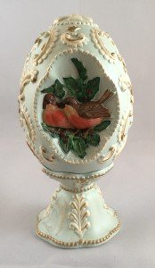 1994 Avon Birds of Joy Egg- Season's Treasures