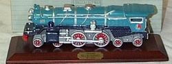 1991 Blue Comet Hartford Porcelain Train- Lionel Classic w/Box