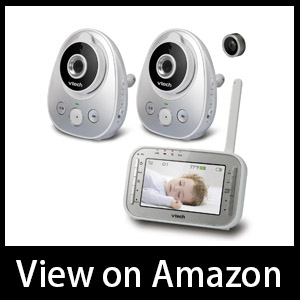 VM342-2 baby monitor review