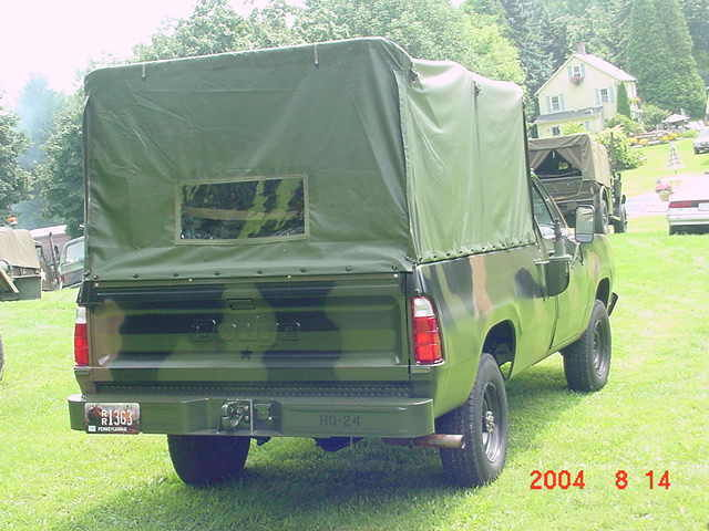 Dodge Power Wagon 1977 Olive Drab For Sale W24BE75179134