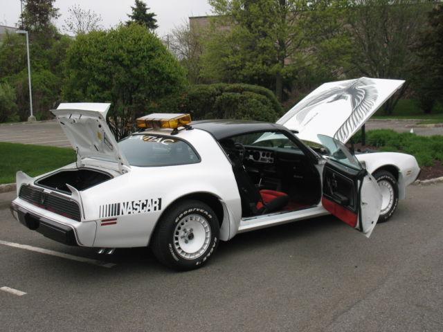 Turbo Pace Am Recaro Car 1981 Trans